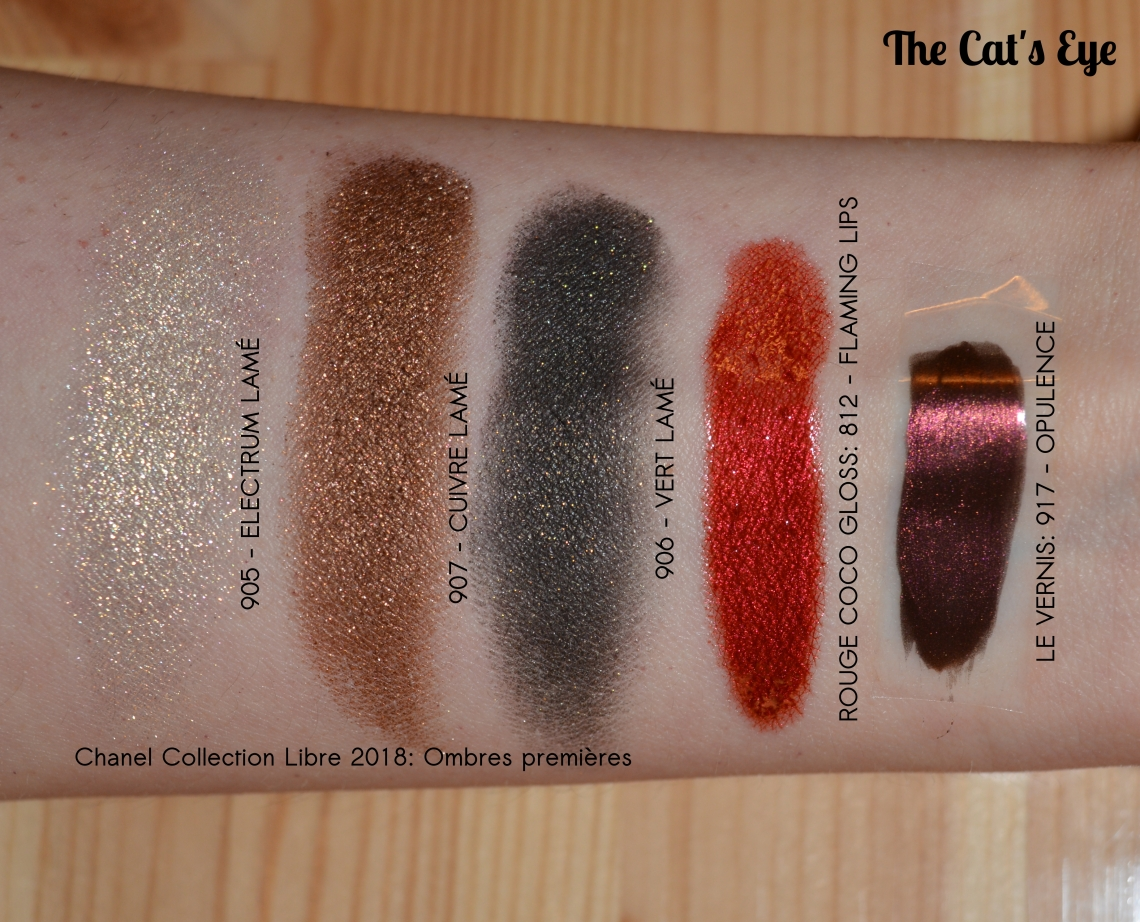 CollectionLibre2018Swatches